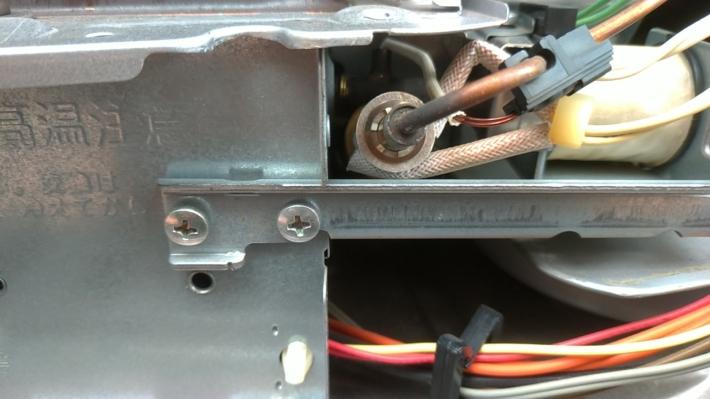 ファンヒーター修理17