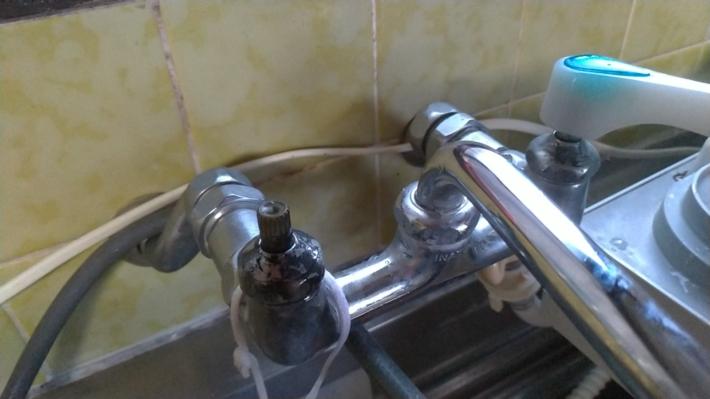 水栓補修6